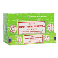 Satya Ayurveda Incense Sticks (Pack of 120)