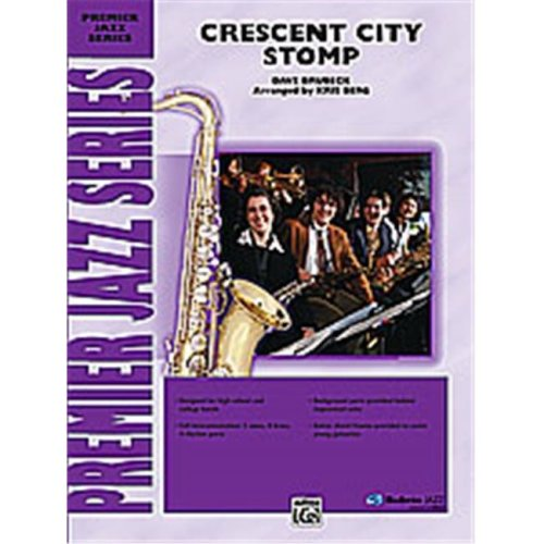 Alfred 00-26888 CRESCENT CITY STOMP-JPJ