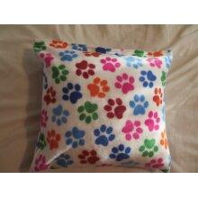 Catnip Fleece Play Cushion