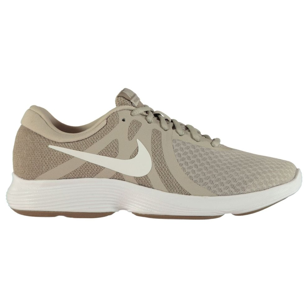 (9 UK, Brown) Nike Revolution 4 Mens Trainers Shoes Running Footwear Sneakers