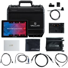 SmallHD Cine 7 Touchscreen Monitor Deluxe Camera Control Kit (Gold Mount)