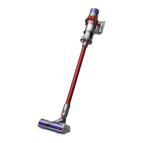 DYSON Cyclone V10 Total Clean Cordless Vacuum Cleaner - Iron, Red