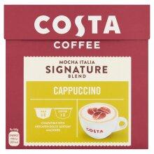 Costa NESCAFÉ Dolce Gusto Compatible Signature Blend Cappuccino Pods