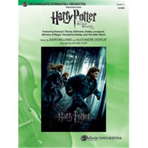 Alfred 00-35934 HARRY POTTER DEATHLY HALLOWS 1-PIF