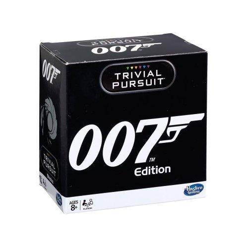 James Bond 007 Trivial Pursuit Game