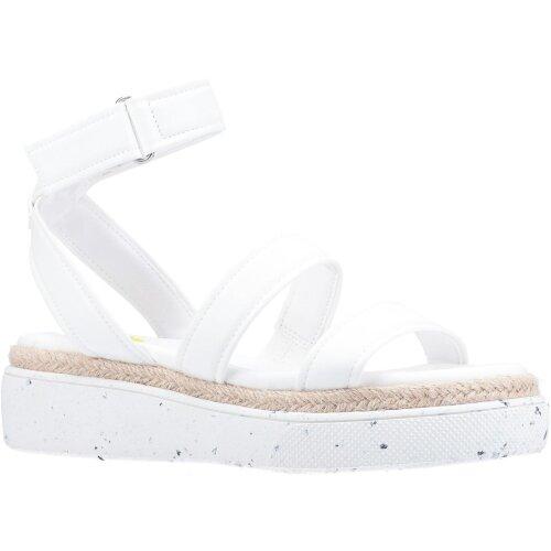 (3 UK, White) Rocket Dog Womens/Ladies Franki Sandals
