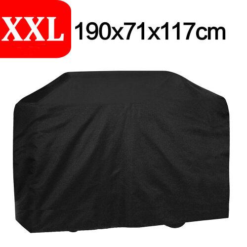 (XXL(190*71*117CM)) Waterproof Heavy Duty BBQ Cover - M-XXL