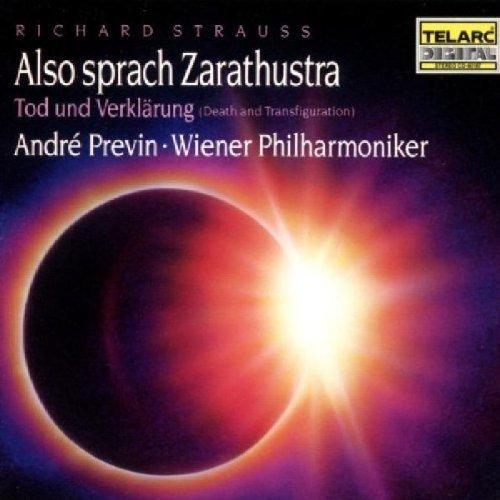 Richard Strauss - R Strauss: Also Sprach Zarathustra, Tod Und Verklarung [CD]