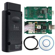 Diagnostic Tool for Opel OP COM OP-COM PIC18F458 Firmware OPCOM V1.99