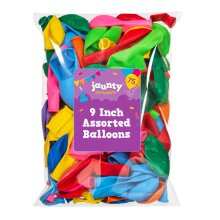 70 Premium Quality Balloons   Assorted Colour Latex Balloons