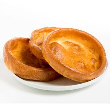 Roberts Frozen Baked Giant Yorkshire Puddings 20cm - 1x30x20cm