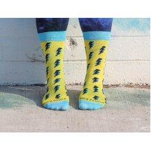 Lightning Bolts Socks