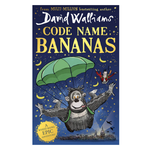 Code Name Bananas: The hilarious and epic new children's book