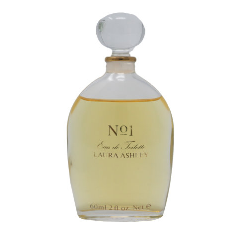 No.1 by Laura Ashley Eau De Toilette 2oz/60ml Splash New In Box