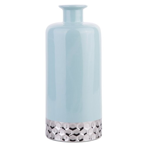 Flower Vase Light Blue FONTES