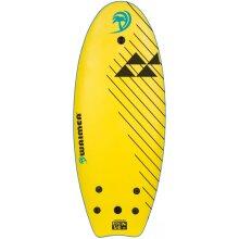 Waimea Surfboard EPS 114 cm Yellow Bodyboard Boogie Board Surfing Sport Game