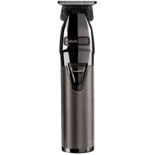 BaByliss Pro Super Motor Professional Skeleton Trimmer, Cord/Cordless use, Long Lasting Rechargeable Lithium Battery, Powerful Motor, Precise Steel Bl