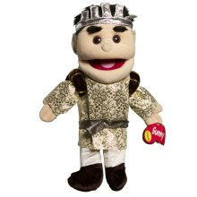 Sunny Toys GL3803 14 In. Prince, Glove Puppet