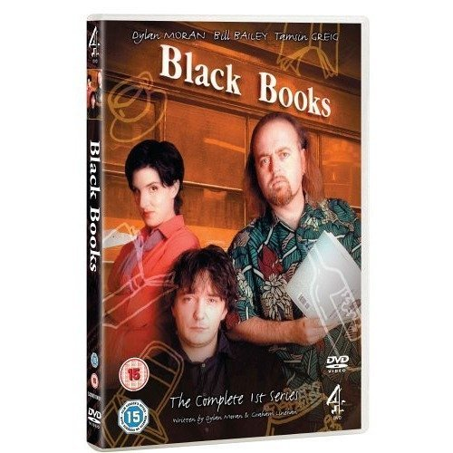 Black Books: Series 1 [dvd]