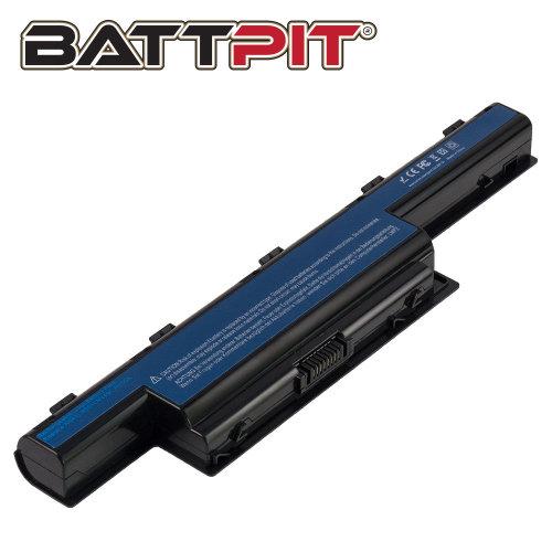 BattPit Battery for Acer Aspire V3-471 V3-551 V3-571 V3-571 V3-571G V3-731 V3-771 V3-771G V3-772G V3-571-53216G50Makk [6-Cell/48Wh]