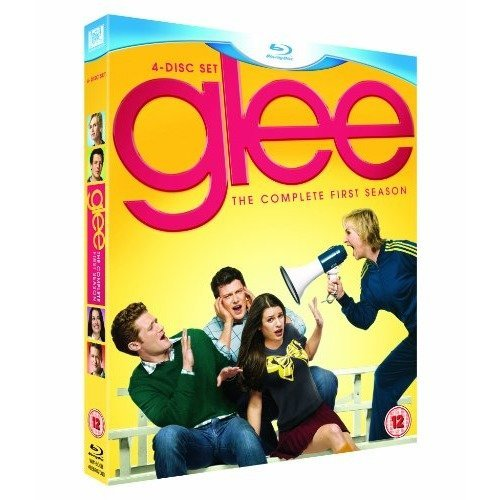 Glee Season 1 Blu-Ray [2010]