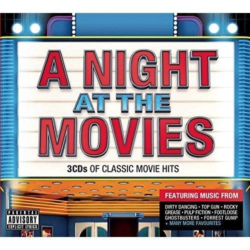 A Night at the Movies [CD]