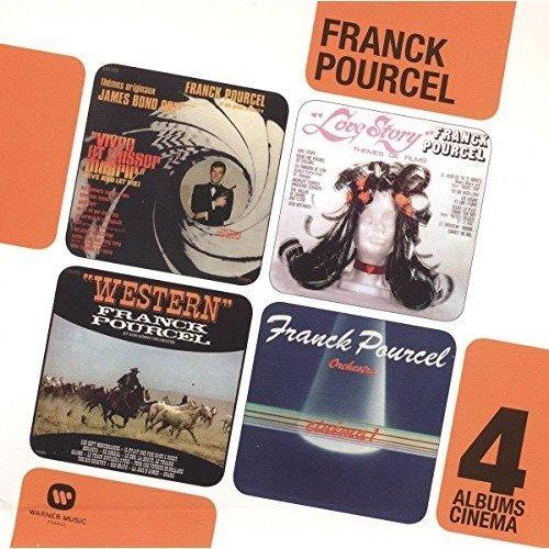 Franck Pourcel - Coffret 4 Cd Cinéma