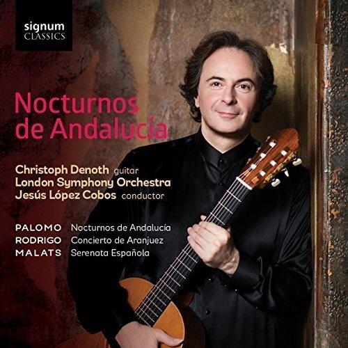 Christoph Denoth - Nocturnos De Andalucia [CD]