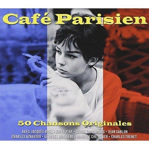 Cafe Parisien - Cafe Parisien [CD]