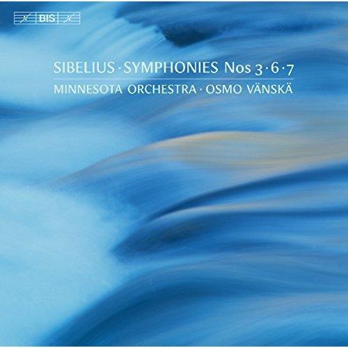 Minnesota Orchestra - Sibelius:Symphonies 3/6/7 [Minnesota Orchestra,Osmo Vänskä] [BIS: BIS2006] [CD]