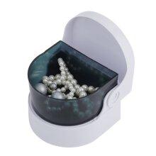 Ultrasonic Ultra Sonic Cleaner Bath Cordless for Jewellery Ring Dentures