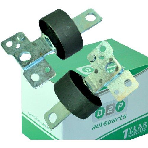 2x REAR TRAILING ARM/CONTROL ARM BUSHES FOR VOLVO S60 II S80 II V60 V70 MK3 XC60