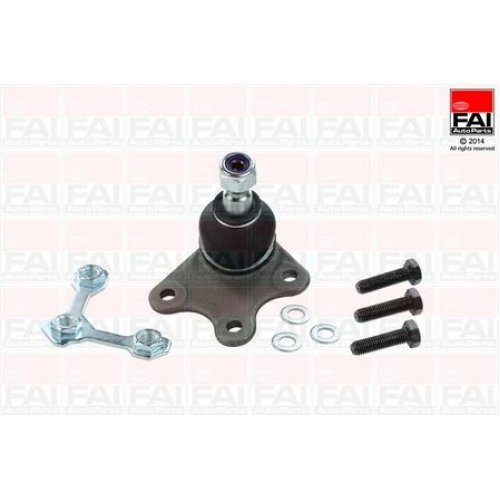 Front Left FAI Replacement Ball Joint SS1278 for Skoda Fabia 1.2 Litre Petrol (01/10-12/15)