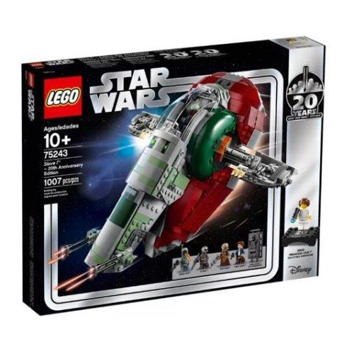 LEGO 75243 Star Wars Slave I – 20th Anniversary Edition