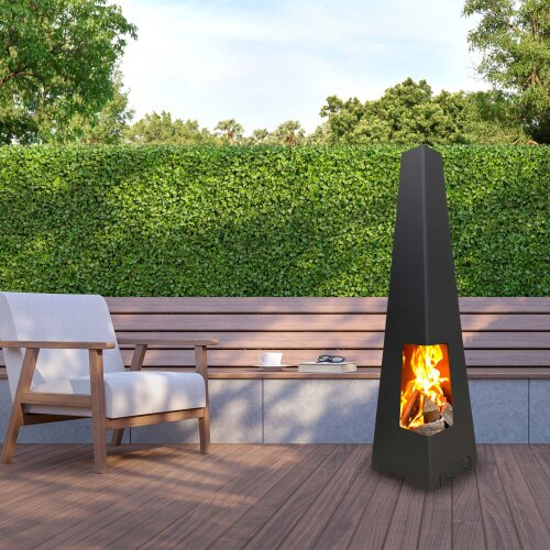 (1.2 Metres) Fire Pits / Chimineas