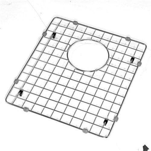 12.8 x 14.6 in. Wirecraft Sink Bottom Grid, Stainless Steel