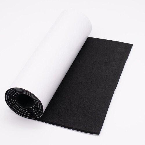 Self-adhesive 3mm Foam Roll, 24cm x 90cm Multipurpose EVA Foam