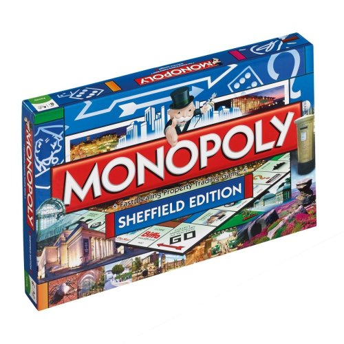Sheffield Monopoly Game