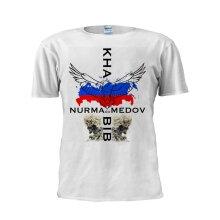 Khabib Nurmagomedov T Shirt Dagestani UFC Conor McGregor T Shirt Men Women Unisex Trendy T Shirt