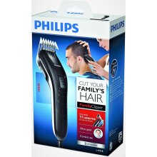 New Philips Corded Family Hair Clipper,Ultra Quiet,11 Length Settings