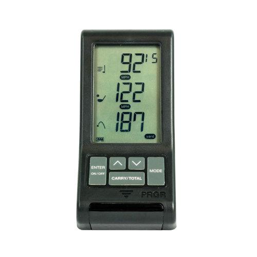 PRGR Black Pocket Golf Launch Monitor
