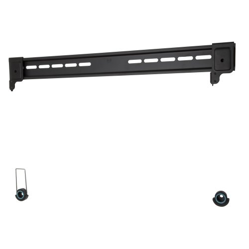 "King Flat To Wall Fixed Slim Fit TV Wall Mount Bracket from 37"" - 65"" inch, VESA 100mm x 100mm - 600mm x 400mm, Max. TV Weight 45kg for LED LCD Plasma"