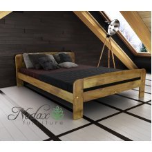 New Wooden King Size Bed UK 5ft Size - F2