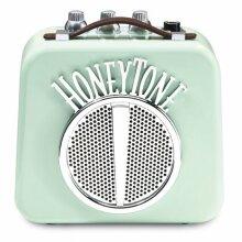 Dan Electro HoneyTone Mini Guitar Amp - Nifty Aqua