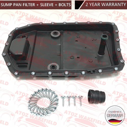 FOR BMW ZF 6HP19 AUTOMATIC TRANSMISSION GEARBOX SUMP PAN FILTER SEAL KIT