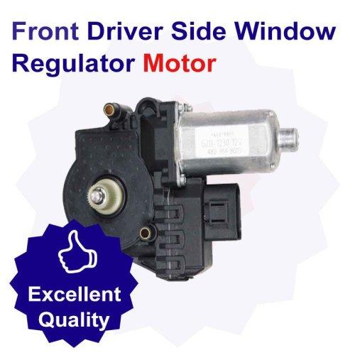 Premium Front Driver Side Window Regulator Motor for Hyundai i30 1.6 Litre Diesel (01/12-10/15)