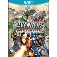 Marvel Avengers Battle For Earth Nintendo Wii U - Used