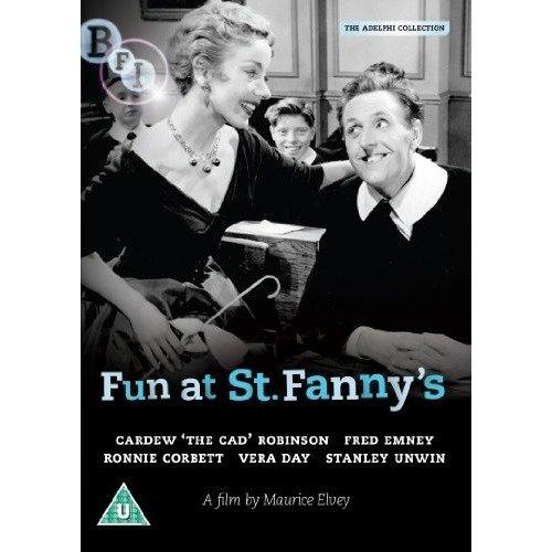 Fun At St Fannys DVD [2011]
