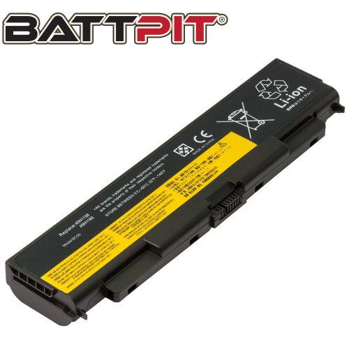 BattPit Battery for Lenovo 0C52863 0C52864 45N1145 45N1147 45N1148 45N1149 45N1151 45N1153 45N1158 ThinkPad T440p T540p L440 L540 W540 [6-Cell/48Wh]