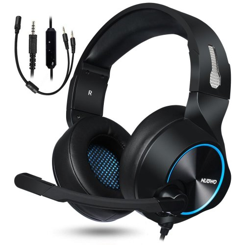 PS4 Xbox One Gaming Headset, Stereo PC  Headphone  Noise Cancelling